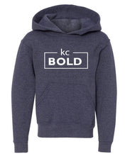 Load image into Gallery viewer, Classic Navy Logo Sweatshirt