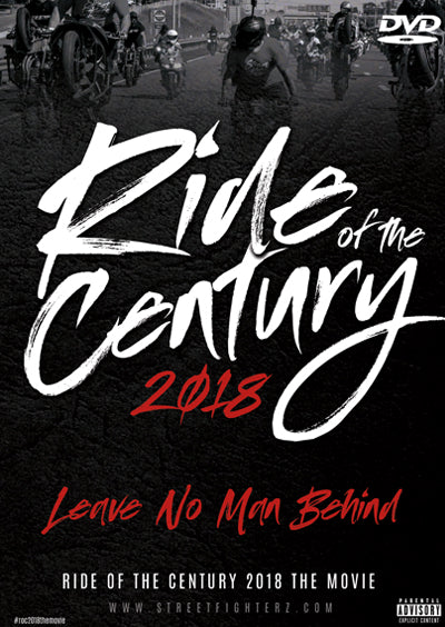 "DVD - ROC 2018 THE MOVIE ""LEAVE NO MAN BEHIND"""