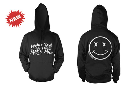 HOODIE - ALL WHEELIE NO BRAKE