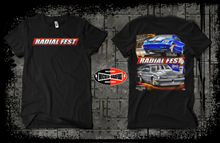 Load image into Gallery viewer, Cobalt & Mustang Tee