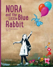 Load image into Gallery viewer, Nora and the Little Blue Rabbit