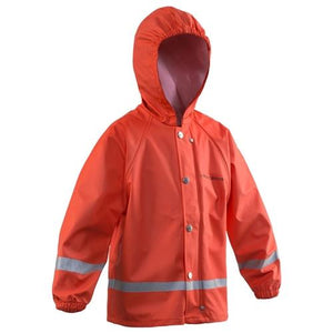Zenith Orange Rain Jacket