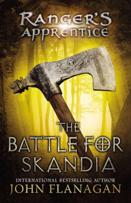 The Battle for Skandia (Ranger's Apprentice Series #4)