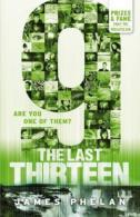The Last Thirteen: 9 (The Last Thirteen Series Book #5)