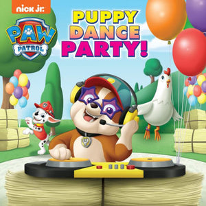 Puppy Dance Party! (PAW Patrol)