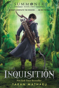 The Inquisition (Summoner Trilogy Series #2)