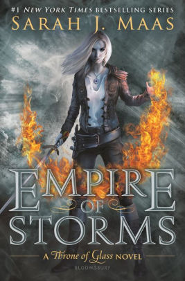 Empire of Storms (Throne of Glass Series #5)