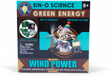 Wind Power Kit - Ein-O Science