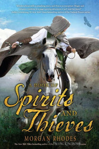 A Book of Spirits and Thieves (Book of Spirits and Thieves Series #1)