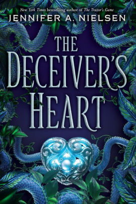 The Deceiver's Heart (The Traitor's Game Series #2)