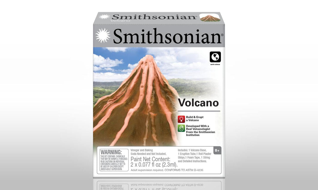 Smithsonian Volcano Kit