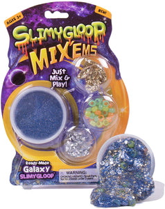 Slimygloop Mix'Ems - Galaxy