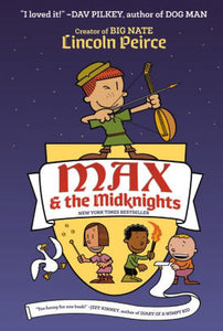 Max and the Midknights (Max & the Midknights Series #1)