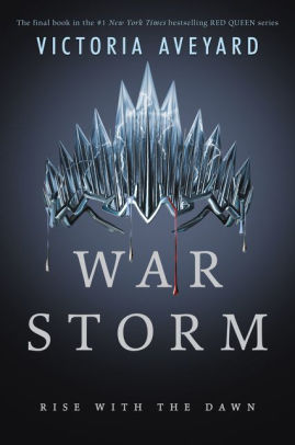 War Storm (Red Queen Series #4)
