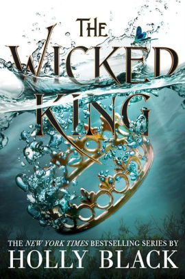 The Wicked King (Folk of the Air Series #2)