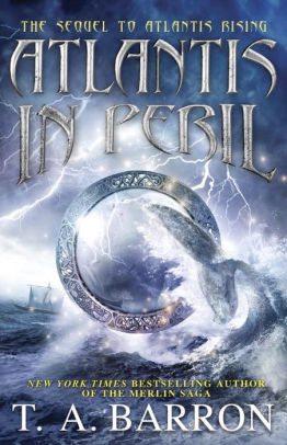 Atlantis in Peril (Atlantis Saga Series #2)