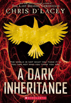 A Dark Inheritance (UFiles Series #1)