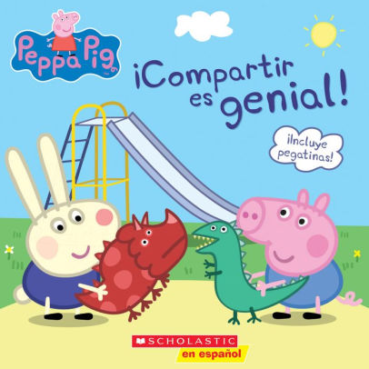 Peppa Pig: ¡Compartir es genial! (Learning to Share)