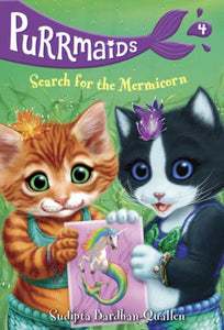 Search for the Mermicorn (Purrmaids Series #4)