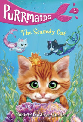 The Scaredy Cat (Purrmaids Series #1)