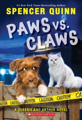 Paws vs. Claws (A Queenie and Arthur Novel)