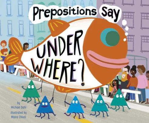 Prepositions Say