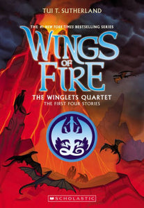The Winglets Quartet: The First Four Stories (Wings of Fire Series)