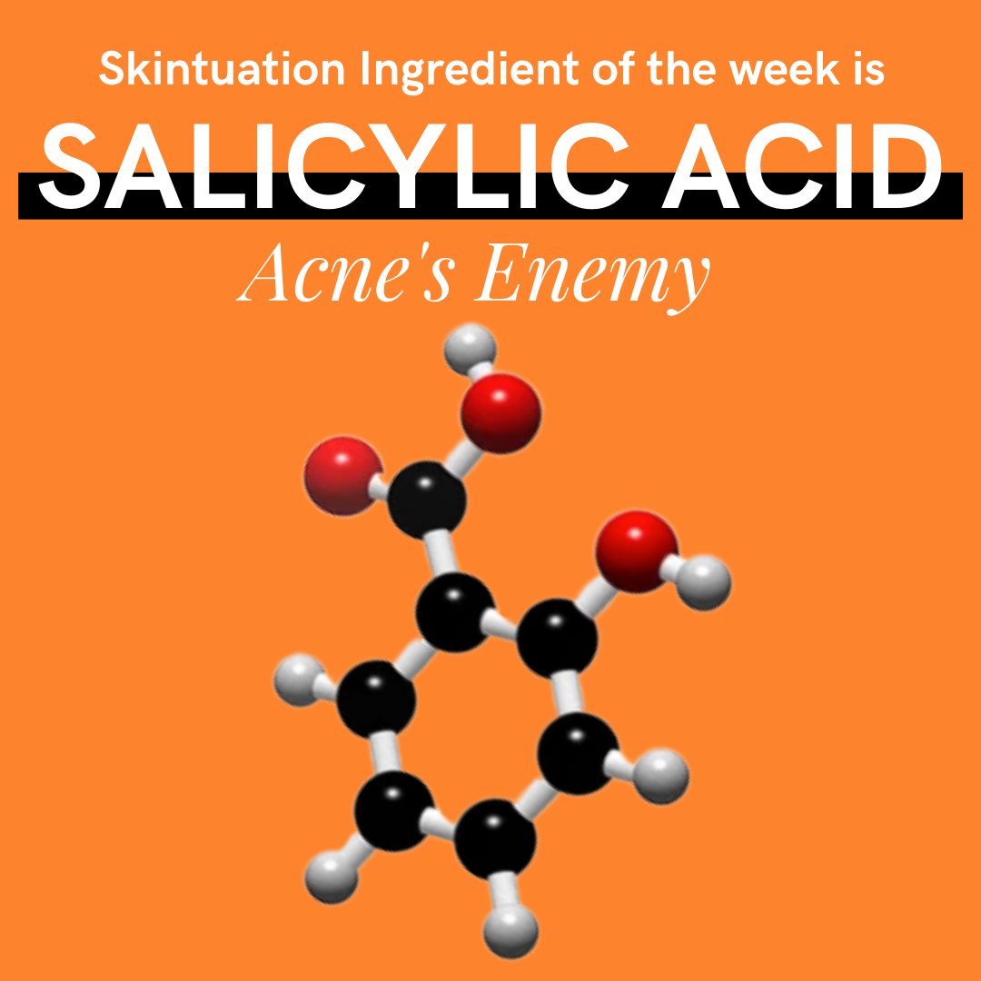 Salicylic Acid - Acne's Enemy