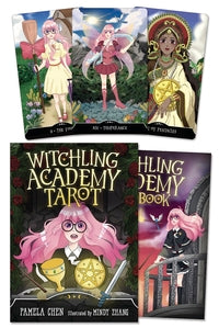 PRE ORDER Witchling Academy Tarot -  witchespurse.myshopify.com