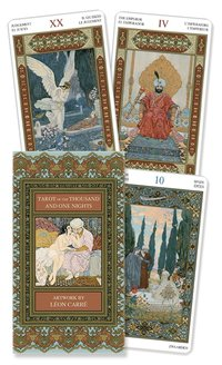 Tarot of the Thousand and One Nights -  witchespurse.myshopify.com