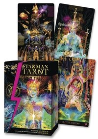 Starman Tarot Kit -  witchespurse.myshopify.com