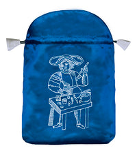 Marseille Satin Tarot Bag