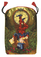 Wonderland Tarot Satin Bag