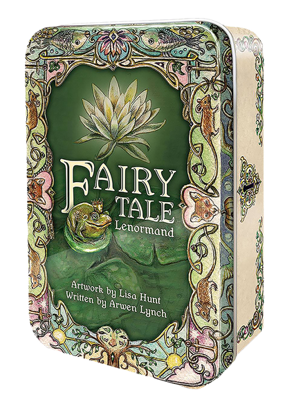 Fairy Tale Lenormand Tarot in a Tin