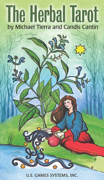 The Herbal Tarot -  witchespurse.myshopify.com