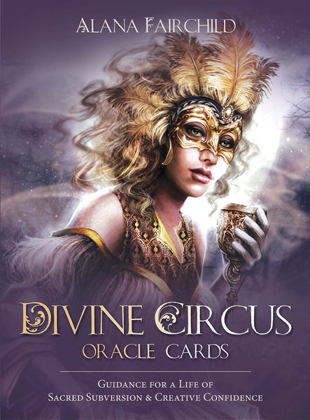 Divine Circus Oracle Cards -  witchespurse.myshopify.com