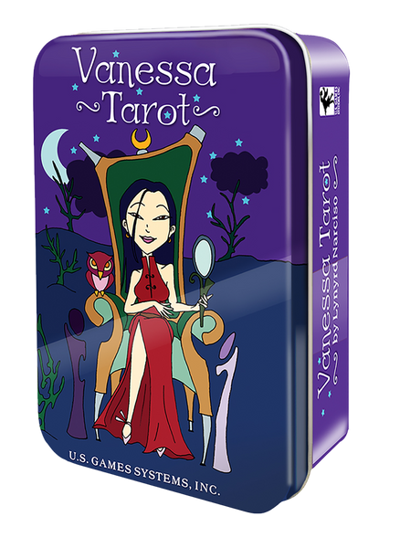 Vanessa Tarot in a Tin