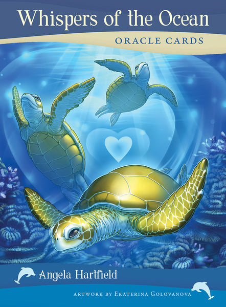 Whispers of the Ocean Oracle Cards