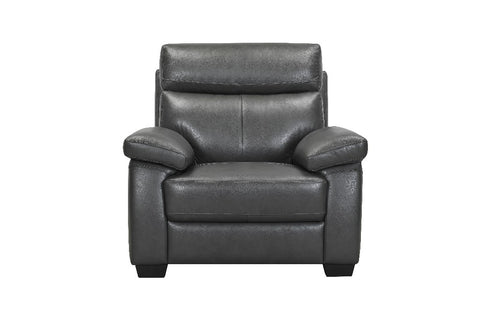 Lugano Leather Armchair