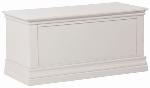 Corndell Annecy Blanket Box - Painted Top