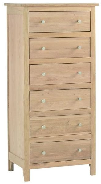 Corndell Nimbus 6 Drawer Chest