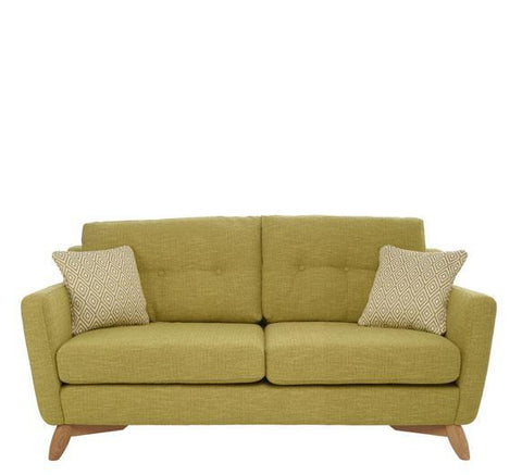 Ercol Cosenza Small Fabric Sofa