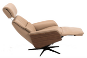 Hjort Knudsen Luna Swivel Recliner Chair