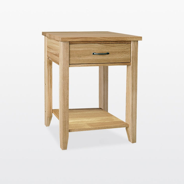 Manor Oak Console Table