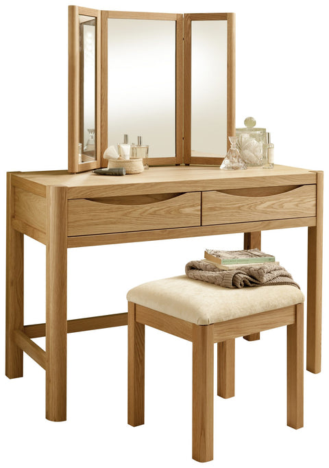 Oslo Bedroom Collection Dressing Stool