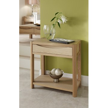 Oslo Living & Dining Collection 1 Drawer Hall Table