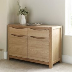 Oslo Living & Dining Collection Compact 2 Door Sideboard