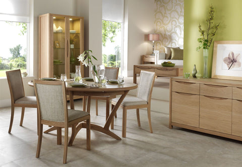 Oslo Living & Dining Collection Oval Extending Table