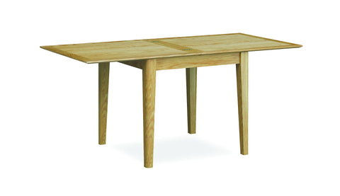 Priory Oak Dining Collection Flip Top Extending Table