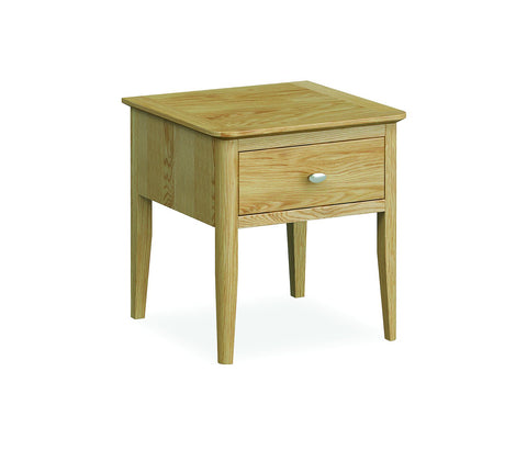 Priory Oak Dining Collection Lamp Table